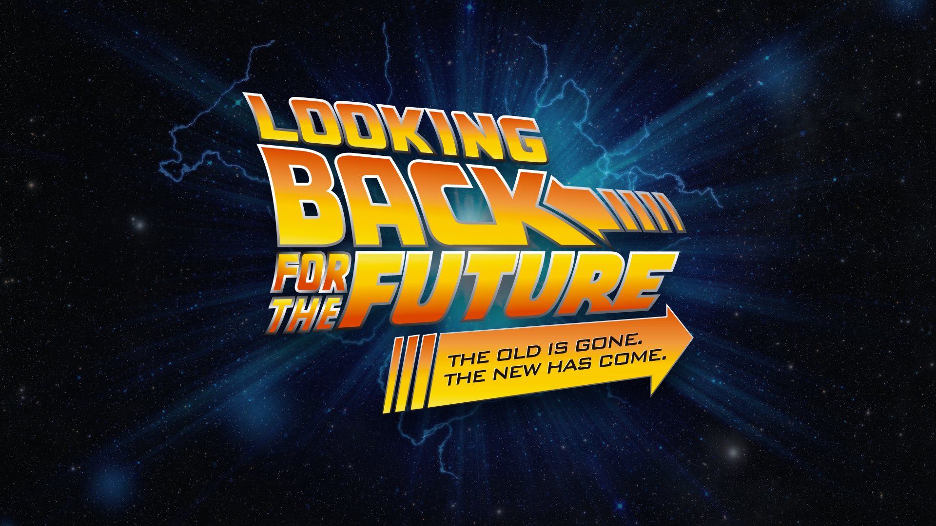 Looking Back for the Future