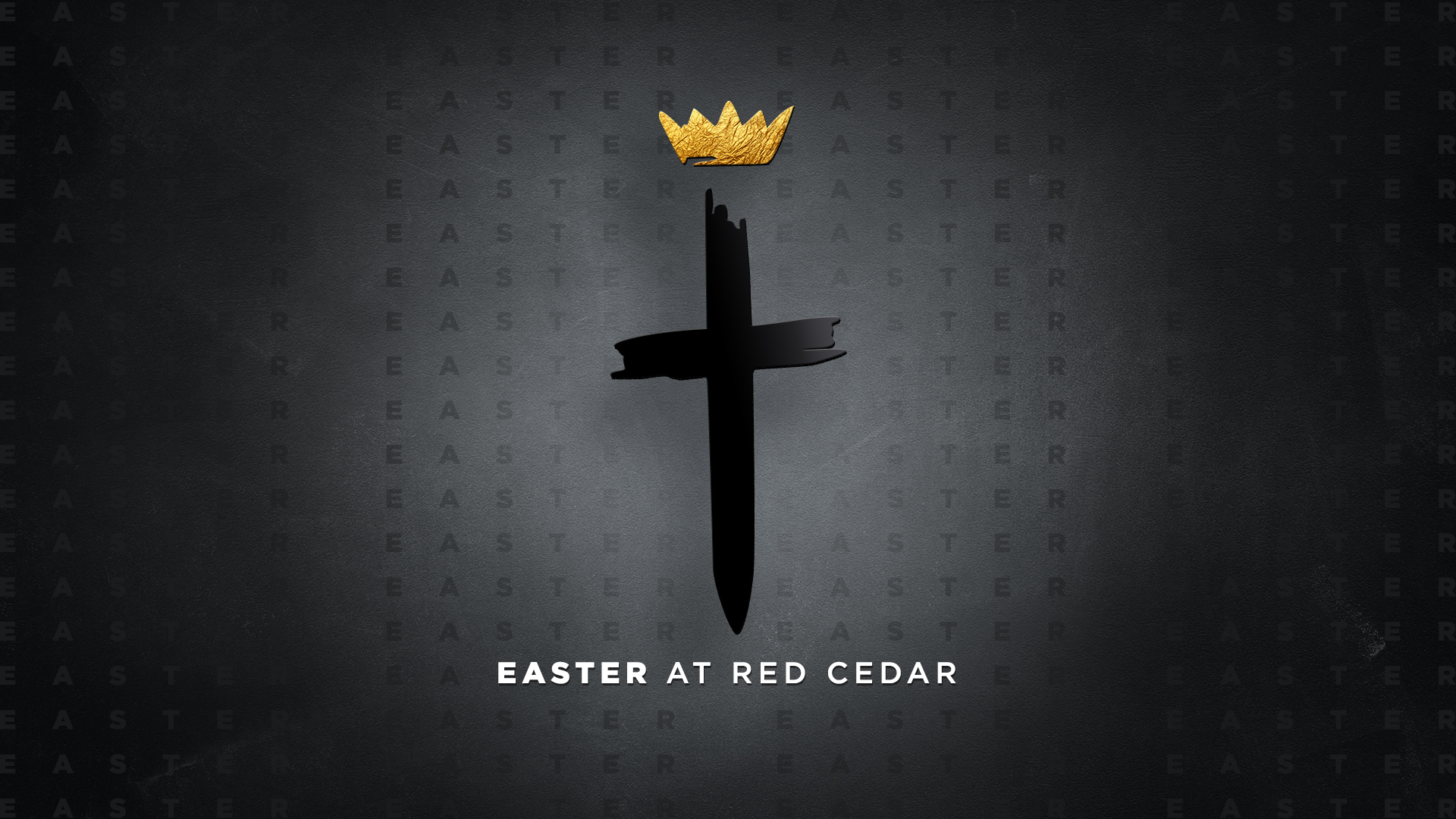 Easter at Red Cedar